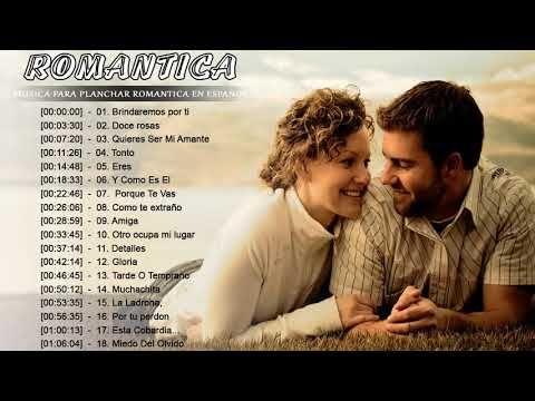 Romántica Y Plancha Musica Para Planchar Romantica La Mejor Música Para Planchar You Musica Romantica Musica Romantica En Español Musica En Español