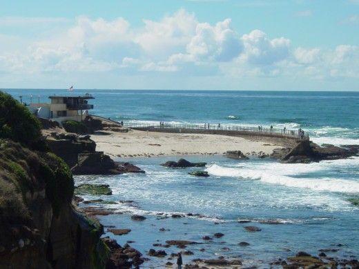Seal Beach, La Jolla CA