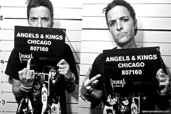 Darkroom Demons - Angels & Kings feat. Plain White T's and Samantha Ronson