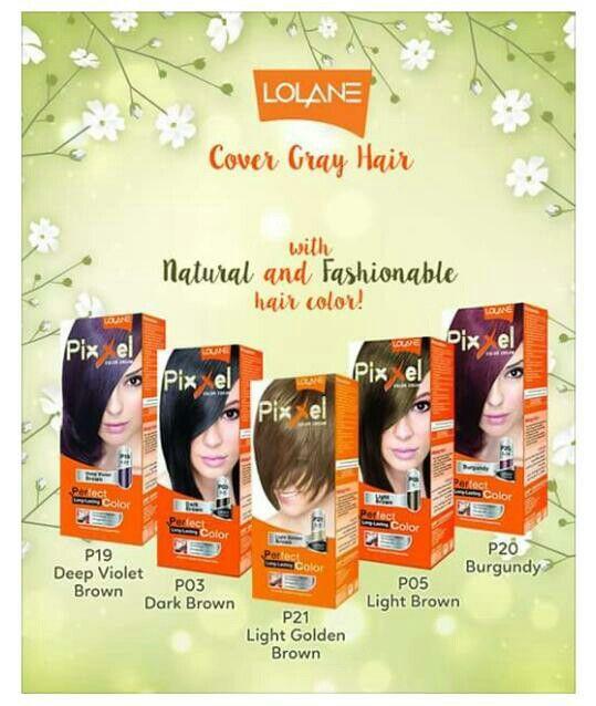 Lolane Pixxel Light Golden Brown Hair Color Color