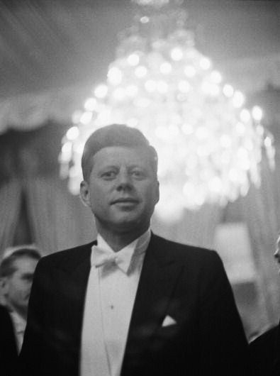 JFK, 1961, Paris je pense