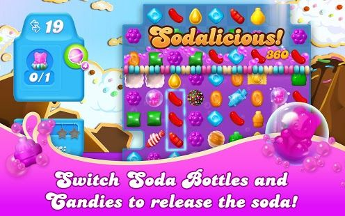 candy crush soda saga mod apk unlimited lives and boosters