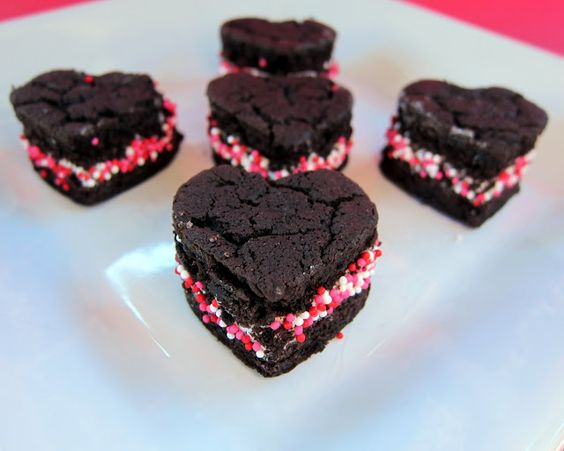 No-Bake Valentine Treats