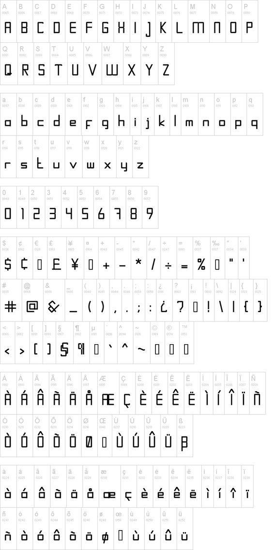 Jaguar Font Dafont Com Dafont Typeface Fonts