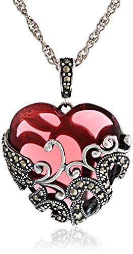 Heart Shaped Jewelry Perfect for Christmas