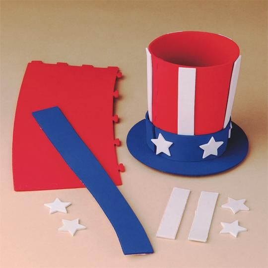 4th of july crafts for 1 year olds