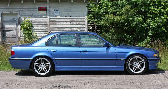 BMW E38: