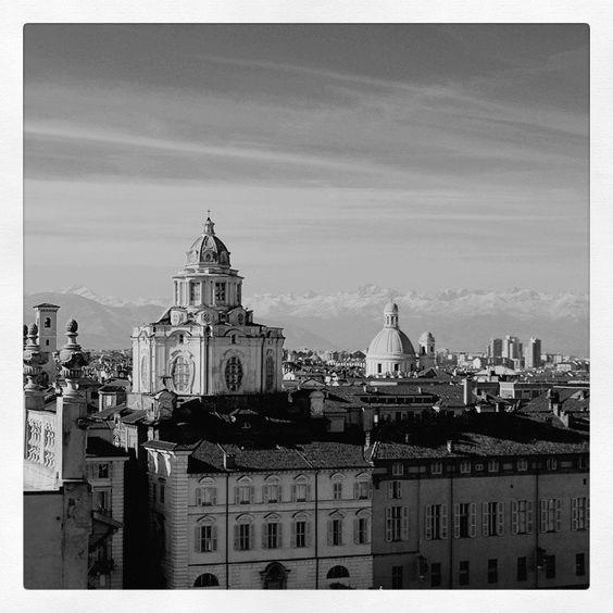 Turin view - photo by Antonio Parisi