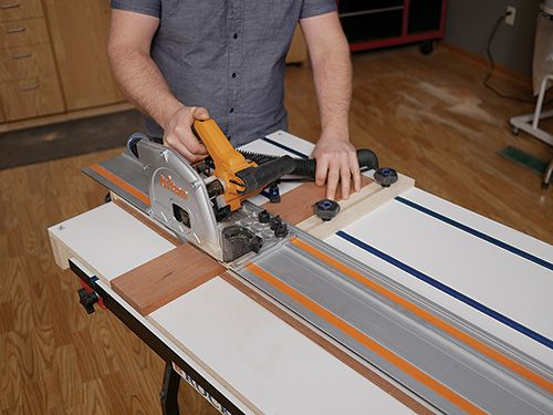Project Track Saw Jig Woodworking Blog Videos Plans How To Woodworking Woodworking Tips Wood Working Gifts