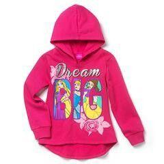 Disney° Princess Hooded Sweatshirt $24.99
