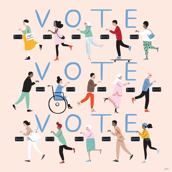 Vote! Vote! Vote! (Are you ready for the midterm elections?)
