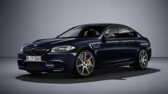 В Россию приедет 5 самых мощных BMW M5 - http://amsrus.ru/2016/08/04/v-rossiyu-priedet-5-samyh-moshhnyh-bmw-m5/