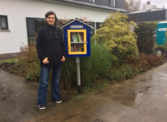 Little Free Library Gent