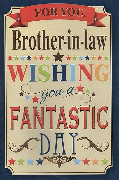 Happy Birthday BrotherinLaw Happy Birthday / Hartelijk