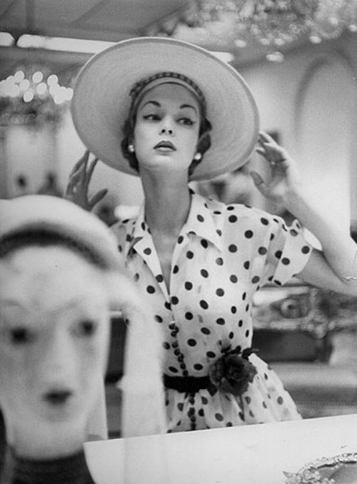 Peter Basch  'Jean Patchett'  1950s