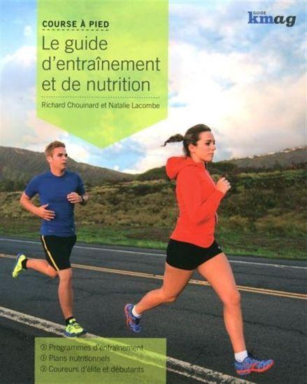 Livre Kmag, Le guide d'entrainement et de nutrition