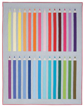 All The Pretty Colors Quilt Kit
