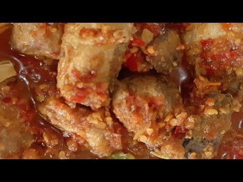Ikan Tongkol Rica Rica Mudah Dan Cepat Memasaknya Youtube Resep Masakan Indonesia Makanan Ikan Makanan