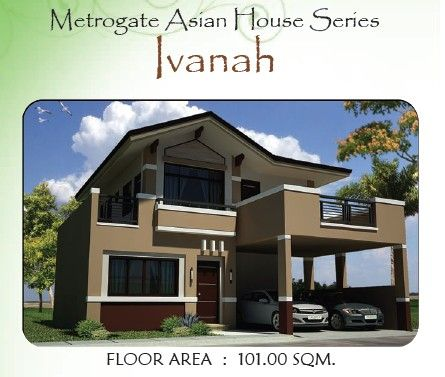 Ivanah Model House: Models, Moldex New City, Homes, Ivanah Model