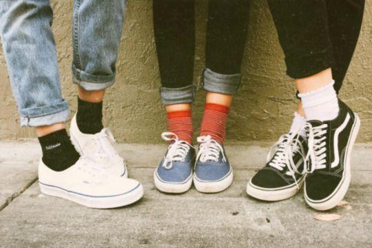 Classics girl gang.: