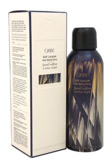 soft lacquer heat styling spray by oribe