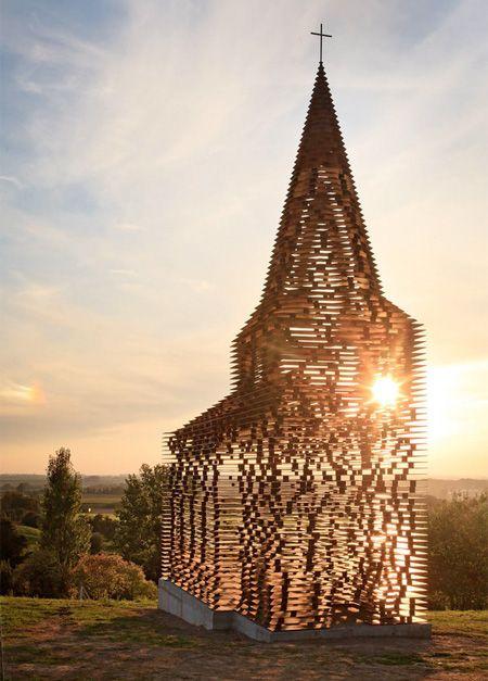 Transparent Church in Belgium