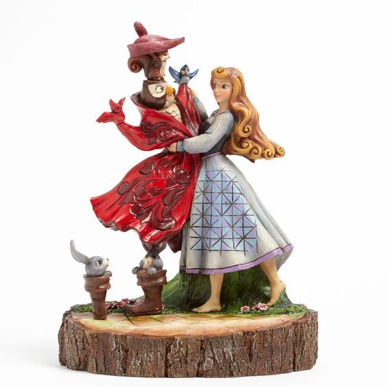Jim Shore Disney Traditions Aurora Once Upon A Dream Sleeping Beauty 4039076