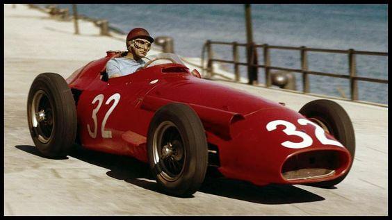 1957 Juan Manuel Fangio, Maserati 250F