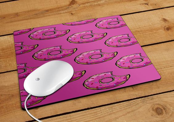 Donut2 Mousepad | Aneend