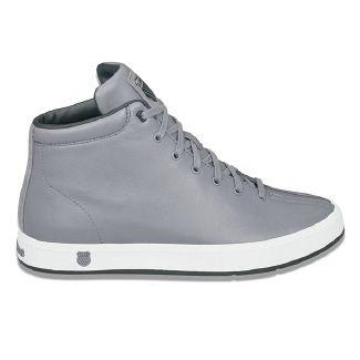 K-Swiss Clean Classic High Shoes (Stingray/White) - Men's Shoes - 11.5 M