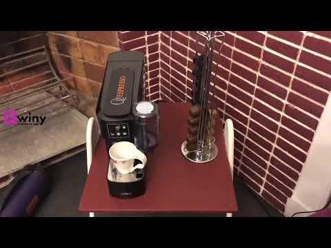 Unboxing Qu Espresso صنع في إيطاليا معاينة كيو إسبرسو صنع في إيطاليا Electronic Products Walkie Talkie Electronics