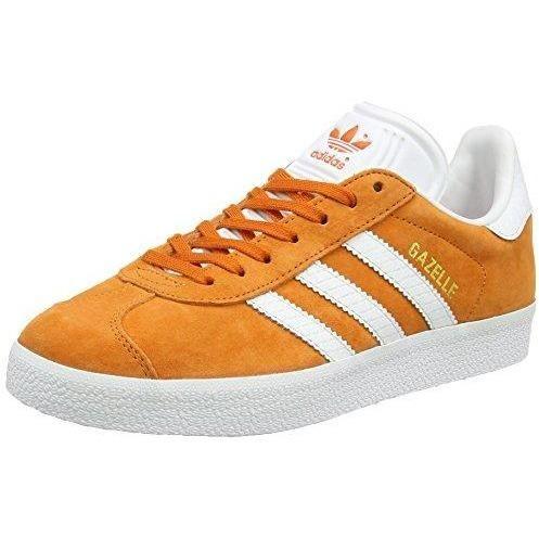gazelle femme adidas orange
