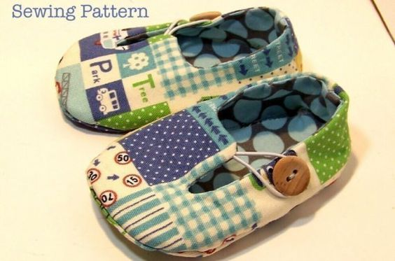 DIY Baby Loafers