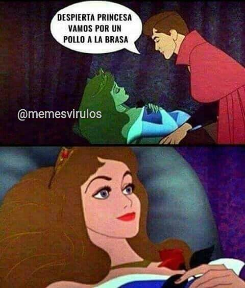 Reposting Memesvirulos Clavate Un Pollo Princess Memesvirulos Chiste Risa Soloenvenezuel Funny Disney Memes Disney Jokes Disney Princess Memes