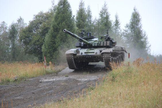 À la rencontre du T72-M4 | Les quartiers de Challenger | World of Tanks
