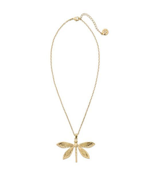 ... designs tend to be awkward and clunky. (Dragonfly Simple Necklace