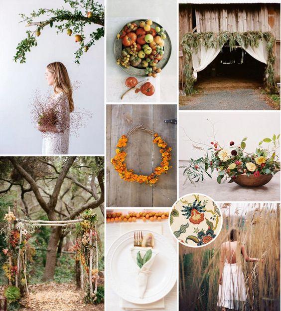 Bridal Inspiration Board #85 ~ Farmhouse Weddings