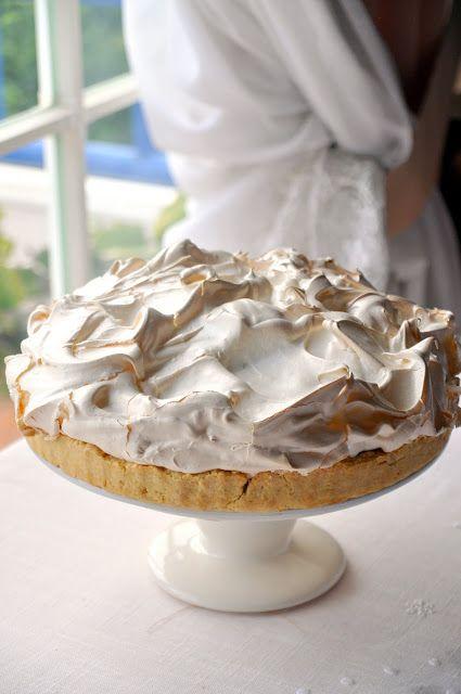 Lemon Meringue Pie - Tú eres el Chef   Recetas de repostería y cocina - Recetas con fotos