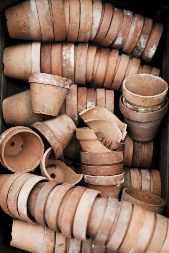 7 Clever Things to Do With a Broken Terracotta Pot - GoodHousekeeping.com