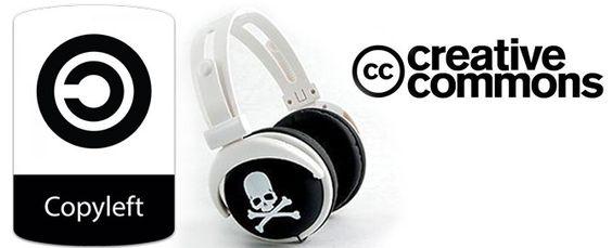 Webs de descarga de música gratuita libres de derechos de autor, copyleft o creative commons. Bancos de música gratis para vídeos youtube o páginas web.