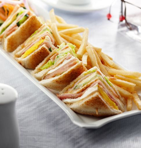 Fiestas infantiles ideas para la merienda decoracion de for Una comida rapida