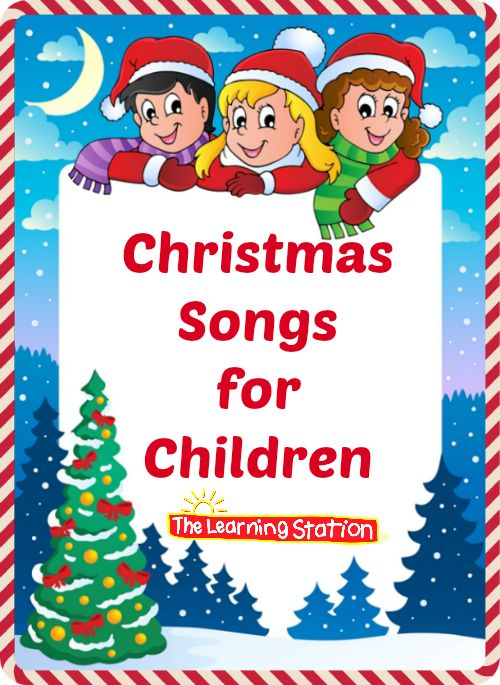 FREE Videos! Christmas Songs for Children with Lyrics: These songs can be shared at your morning ...