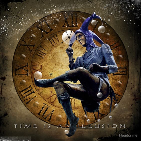 TIME IS AN ILLUSION BY HEADCRIME