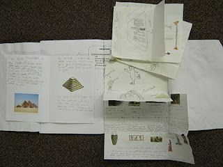 Year 4 blog - Learning Logs. Our creative way to show what we know about a particular topic.  http://www.year4blogspot.blogspot.co.uk/p/learning-logs.html
