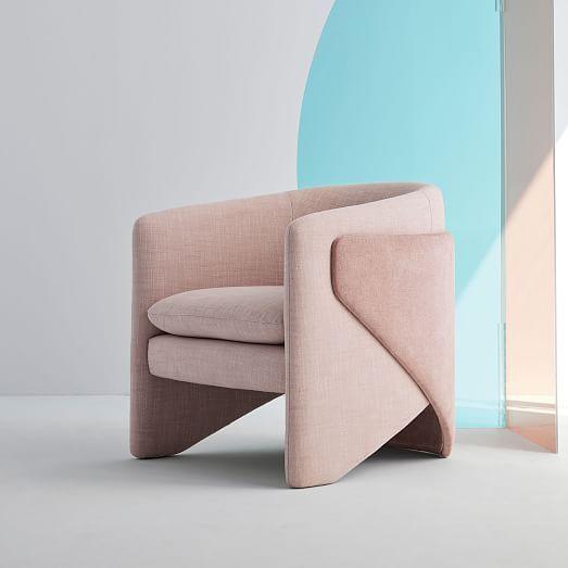 Thea Chair Westelm Furniture Trending Decor Modern Furniture