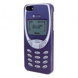 Coque pour iPhone 5 Retro Nokia 3310