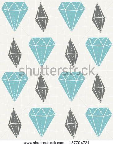 Vector gemstones
