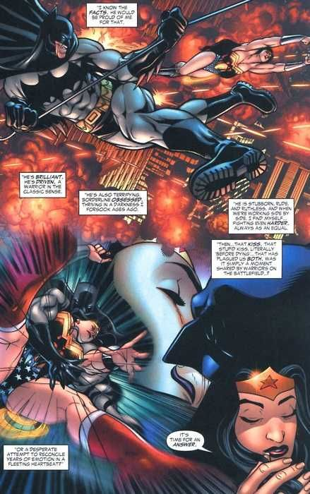 The Wonder Woman/Batman Apprecaition thread