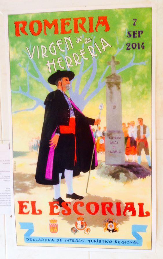 La Romería de 2014 en El Escorial