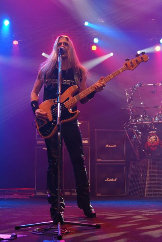 James Lomenzo of Black Label Society and Megadeth
